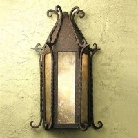 Mica Lamps Company SB33 Storybook Seville Outdoor Flush ...