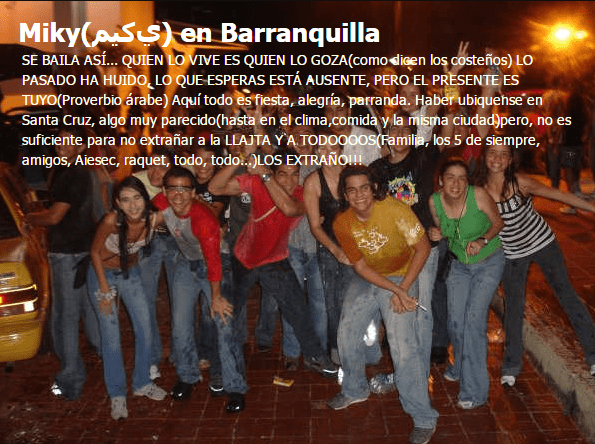 Viaje Barranquilla