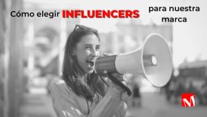 influencer, Micaela Sabja marketing digital