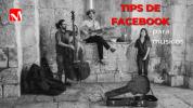 Tips de facebook para músicos