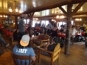 Techstars Boulder 2014 at Colorado Mountain Ranch