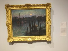 Port of London, Night by Maximilien Luce