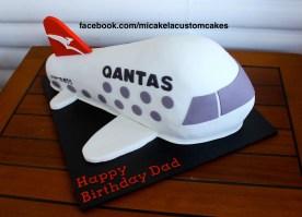 Qantas Cake