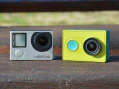 GoPro Hero 4 vs Xiaomi Yi Action