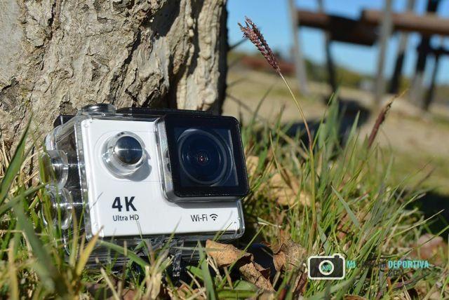 cámaras deportivas para comprar en navidad eken h9 4k