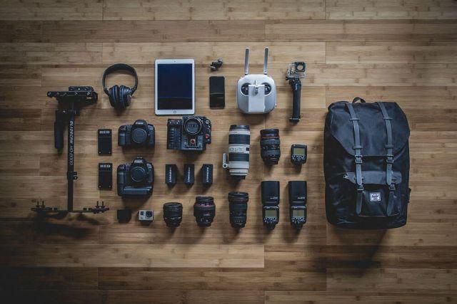 timelapse con cámara deportiva