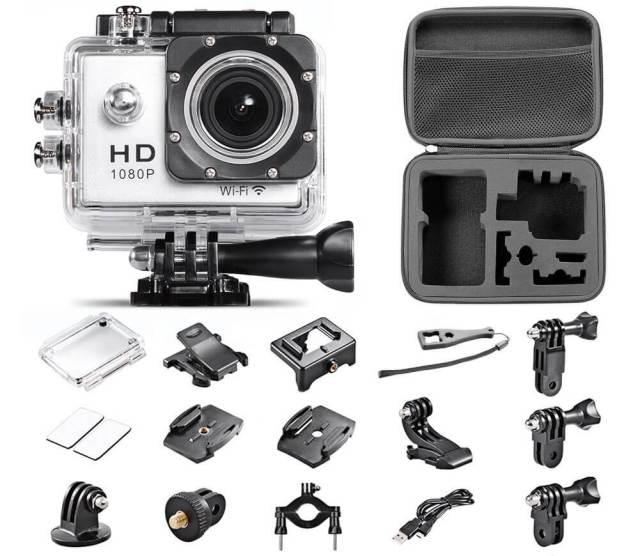 cámaras deportivas más vendidas en abril