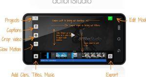 apps para edición de vídeo de cámaras deportivas
