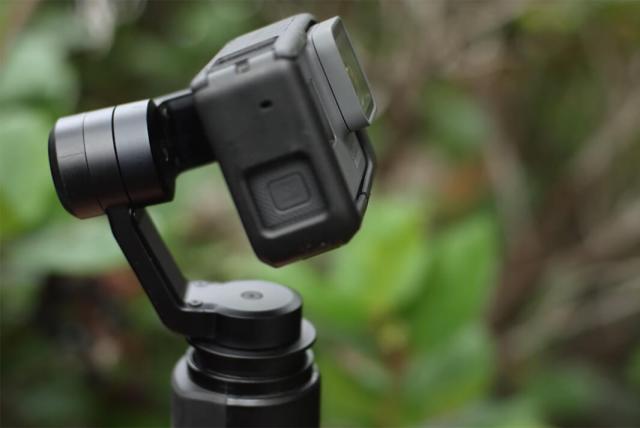 gopro karma dron estabilizador gimbal