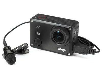 accesorios originales para cámaras deportivas micrófono externo