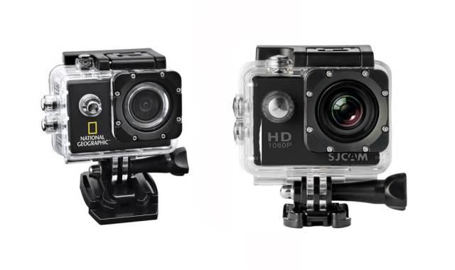 cámaras national geographic full hd 12mp vs sj4000