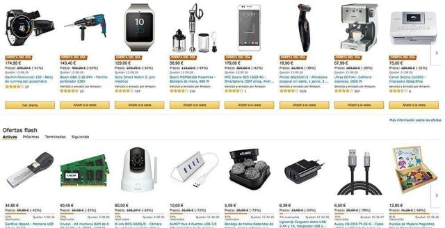 semana previa black friday amazon