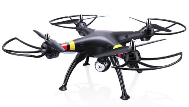 cámaras deportivas para drones syma x8w