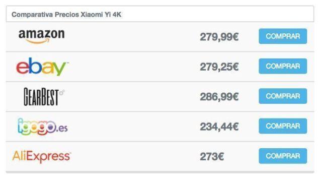 precios oferta yi ii 4K