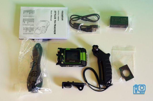 accesorios olympus tough tg tracker