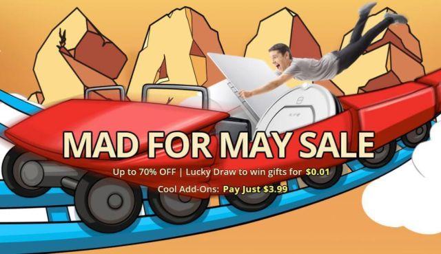 ofertas locas mayo