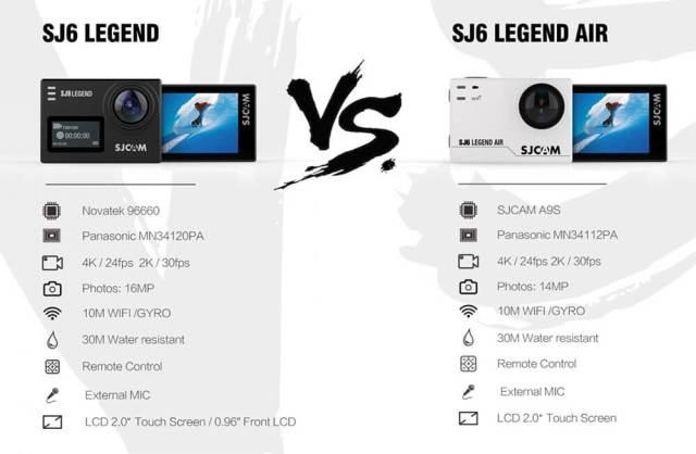 sj6 legend air