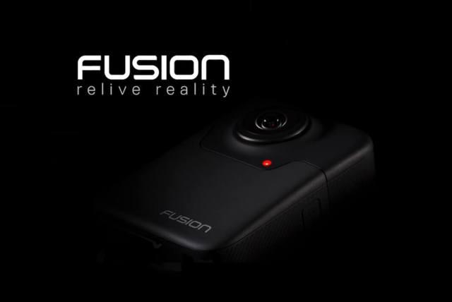 gopro fusion 360