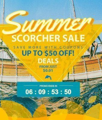 summer scorcher sale gearbest