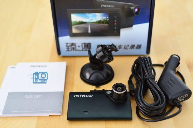 accesorios papago f10 dash camera 1080p