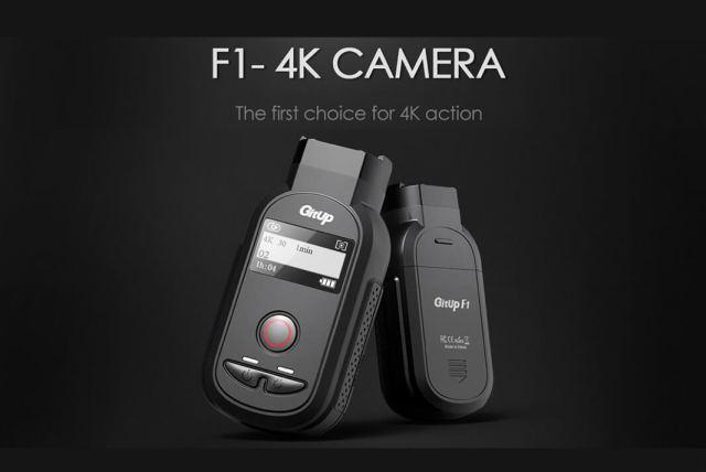 gitup f1 4k wifi action camera