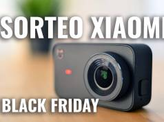 sorteo xiaomi mijia action camera black friday