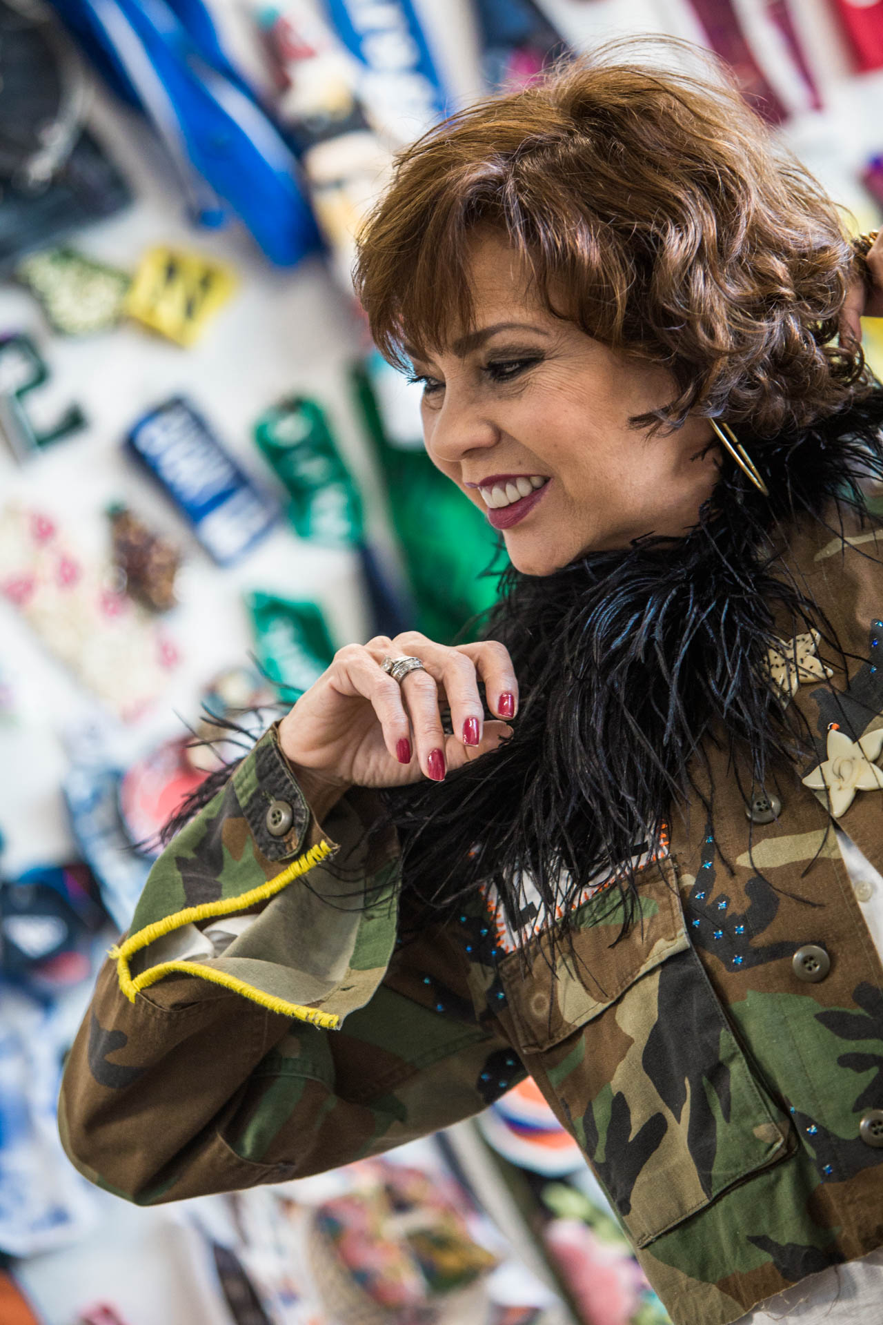 miami-blogger-chuky-reyna-wearing-claudia-gontovnik-upcycled-camo-jacket