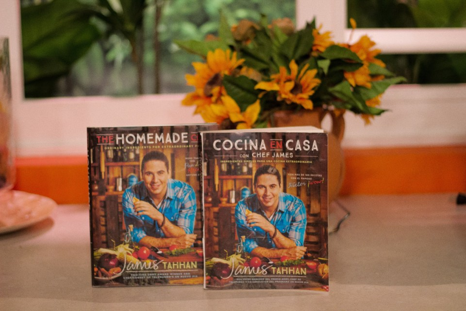 The Homemade Chef Cookbook