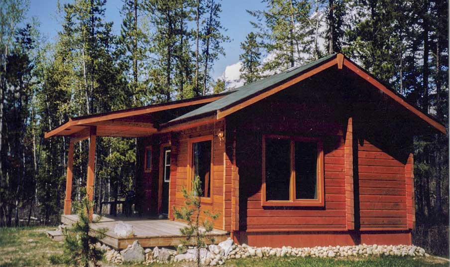 Mica Mountain Lodgecabin accommodations in Tete Jaune