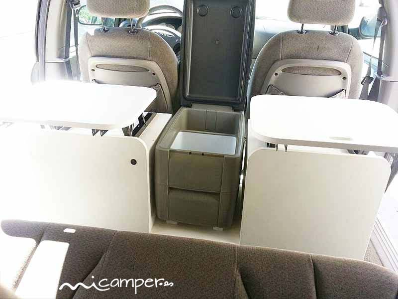 Monovolumen Camper Chrysler Voyager  Green Mountain