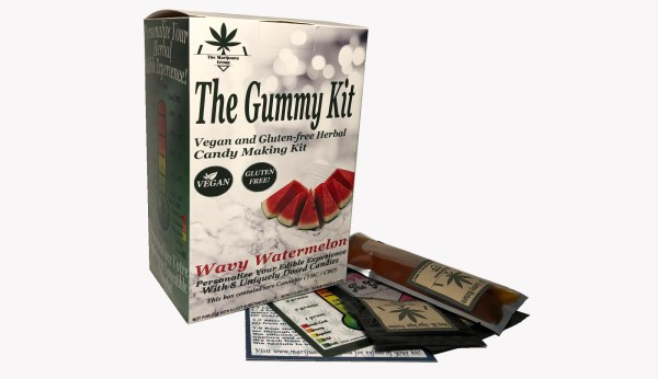 Watermelon Gummy Weed Edibles Kit