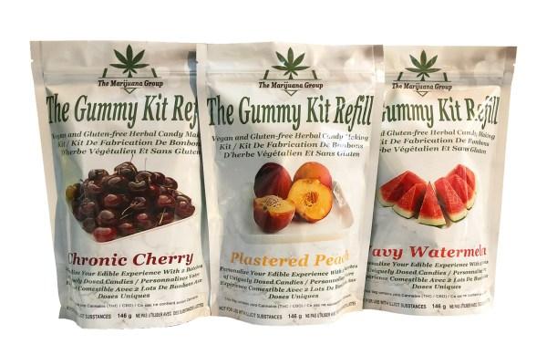 Micanna Weed Edible Kit Refill