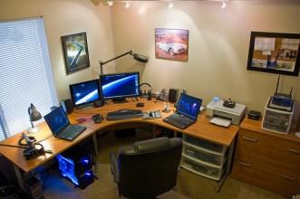 homewordking office