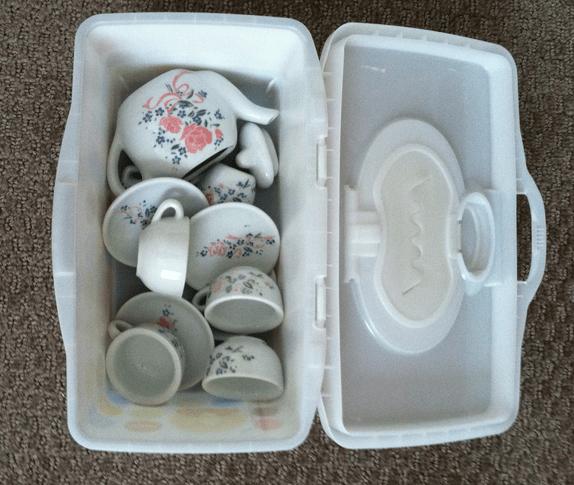 Cmo Organizar Juguetes Pequeos  Mi Casa Organizada