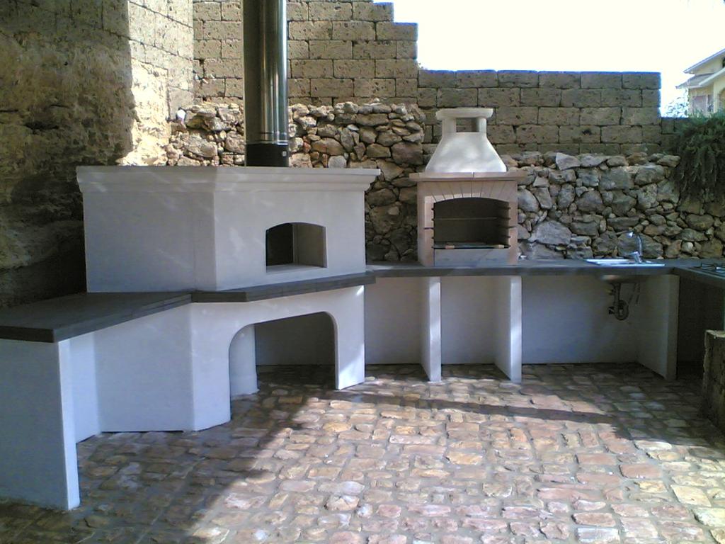 Beautiful Cucine Prefabbricate In Muratura Images  Home Design  joygreeinfo