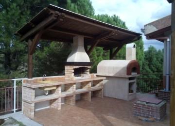 Cucina In Muratura Esterna | Luso Del Marmo In Cucina Italystonemarble