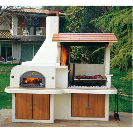 forno barbecue antille  Miccich  Architetture da Giardino