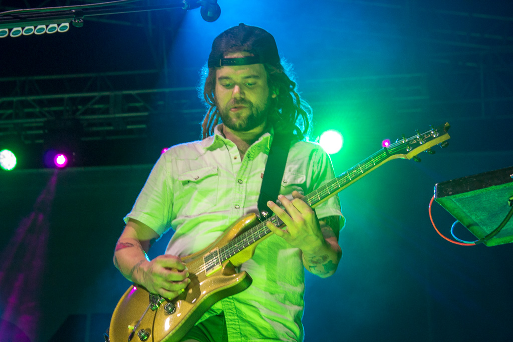 SOJA, Collie Buddz, Rebeultion and More: Official Reggae Rise Up Album