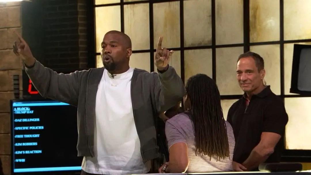Kanye Gets Shut Down By TMZ Employee - Weekly Pop