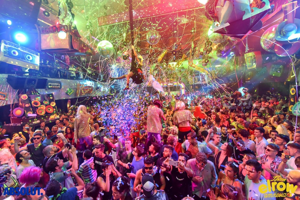 Elrow Open-Air Presents: 'Rowlympic Games' to Kick Off in Brooklyn