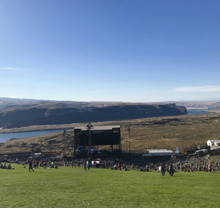 Phish at The Gorge: A 3-Day Phiesta