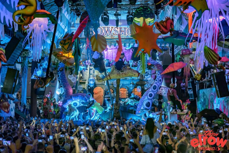 Elrow Returns to Brooklyn This Fall With Oceanic Theme: 'El Triangulo De Las Rowmudas'