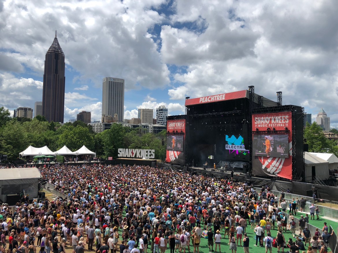 Shaky Knees: Official Festival Review