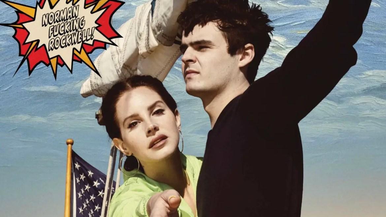 Lana Brings Sad Girl Summer on Norman F*cking Rockwell