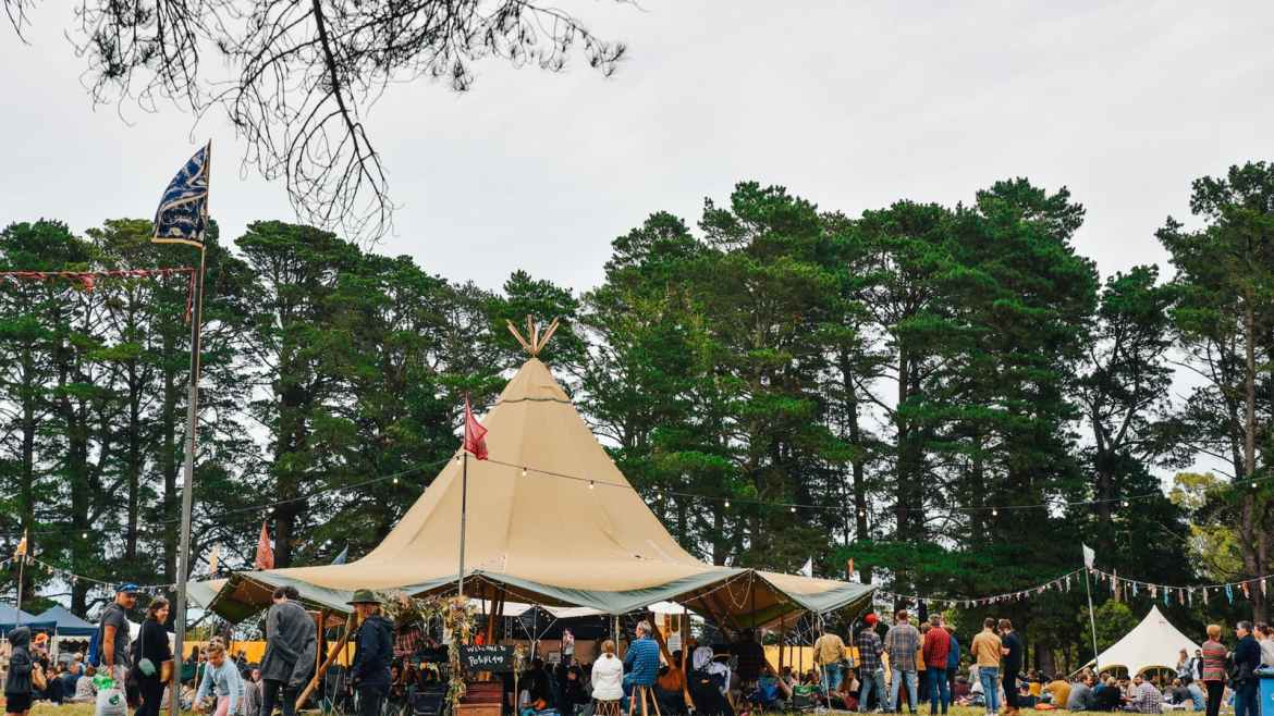 Could Porchland be the Most Chilled Out Festival Ever?