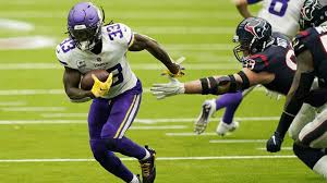 Cook has 2 TDs as Vikings get 1st win, 31-23 over Texans | KSTP.com