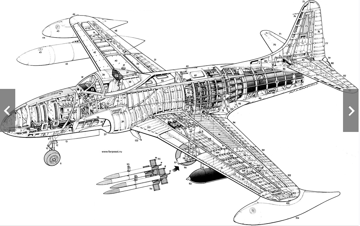 Aircraft Schematics Drawings Pictures to Pin on Pinterest