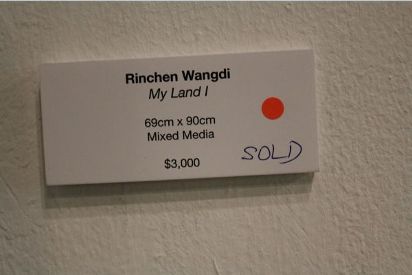 Art Gallery Price Tags