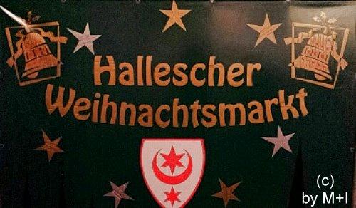 Weihnachtsmarkt Halle 2015