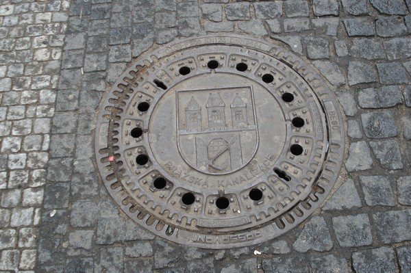 Stadtansicht Prag 31.1.-1.2.09